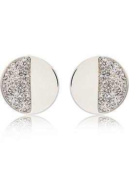 kate-spade-new-york-mod-scallop-pave-stud-earrings-silver