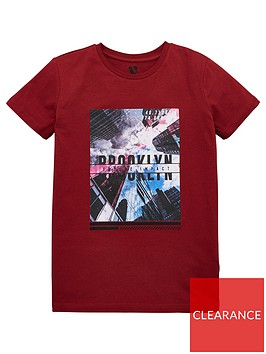 v-by-very-boys-short-sleeve-brooklyn-t-shirt-burgundy