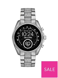 michael-kors-michael-kors-gen-5-full-display-crystal-set-stainless-steel-bracelet-smart-watch