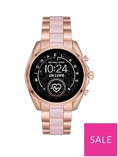 michael-kors-michael-kors-gen-5-full-display-rose-gold-stainless-steel-and-pink-acetate-inlay-bracelet-smart-watch