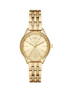 michael-kors-gold-sunray-dial-gold-stainless-steel-crystal-set-bracelet-ladies-watch