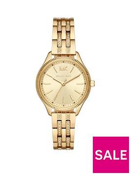 michael-kors-gold-sunray-dial-gold-stainless-steel-crystal-set-bracelet-ladies-watch