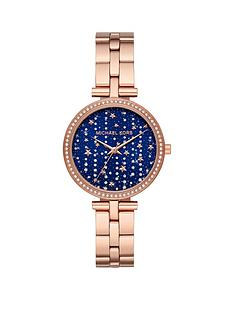 michael-kors-michael-kors-blue-falling-starts-dial-rose-gold-stainless-steel-bracelet-ladies-watch