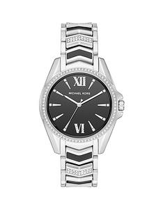 michael-kors-michael-kors-black-and-silver-detail-dial-two-tone-stainless-steel-crystal-set-bracelet-ladies-watch
