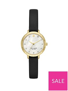 kate-spade-new-york-kate-spade-mother-of-pearl-and-gold-detail-dial-black-leather-strap-ladies-watch