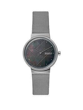 skagen-grey-dial-grey-ip-stainless-steel-mesh-strap-ladies-watch