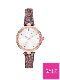 kate-spade-new-york-white-sunray-and-rose-goldnbspdetail-dial-pink-glitz-leather-strap-ladies-watch