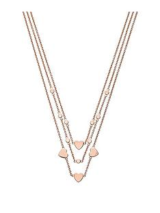 emporio-armani-emporio-armani-rose-gold-sterling-silver-heart-triple-layer-ladies-necklace