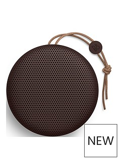 Bang & Olufsen Beoplay A1 Bluetooth Speaker -Chestnut