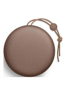 Bang & Olufsen Beoplay A1 Bluetooth Speaker -Tan