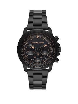 michael-kors-mk8755nbspblack-and-rose-gold-detail-chronograph-dial-black-ip-stainless-steel-bracelet-mens-watch