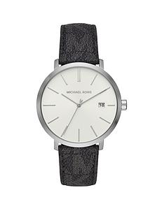 michael-kors-micahel-kors-silver-sunray-date-dial-black-logo-embossed-leather-strap-watch