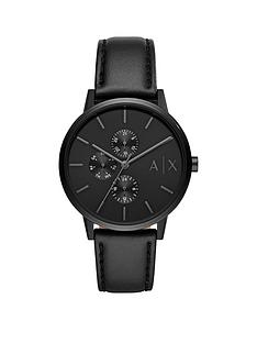 armani-exchange-armani-exchange-black-multi-dial-black-leather-strap-mens-watch