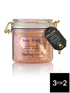 sanctuary-spa-rose-gold-radiance-bath-salts-350g