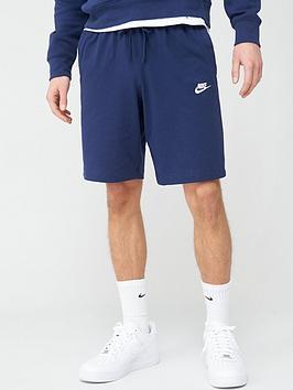 nike-club-jersey-shorts-navywhite