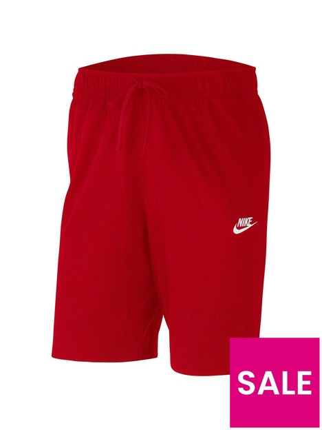 nike-club-jersey-short-red