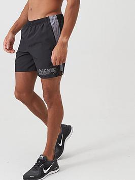 nike-challenger-7-inch-bf-gx-ff-shorts-blacksilver