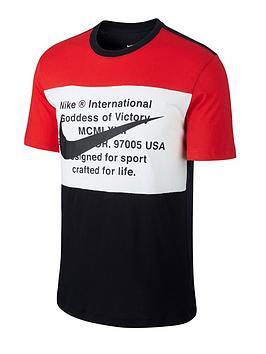 nike-swoosh-t-shirt-blackrednbsp