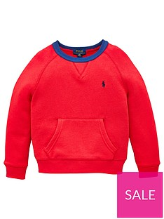 ralph-lauren-boys-classic-crew-sweatshirt-red