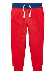 ralph-lauren-boys-classic-cuffed-joggers-red