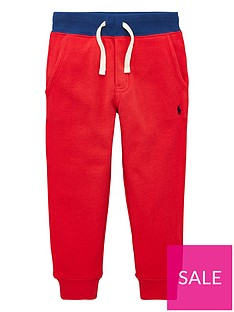 ralph-lauren-boys-classic-cuffed-joggers-red