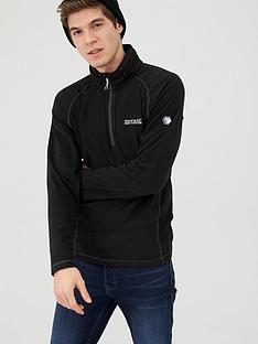 regatta-montes-fleece-black
