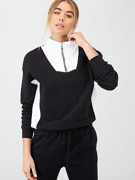 v-by-very-colourblock-sweat-top-mono