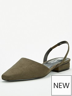 v-by-very-michelle-two-part-toe-ballerina-shoes-khaki