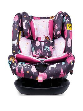 Cosatto All In All + Group 0+123 Isofix Carseat - Unicorn Land