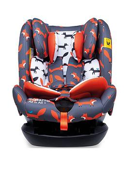 Cosatto All In All + Group 0+123 Isofix Car Seat - Mister Fox