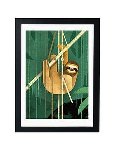east-end-prints-sloth-by-dieter-braun-a3