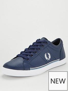 fred-perry-baseline-leather-trainer