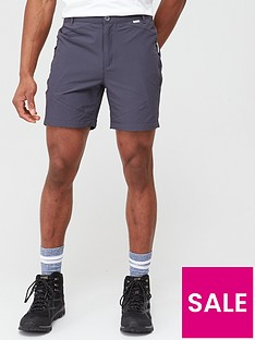 regatta-highton-shorts-black