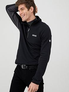 regatta-highton-half-zip-fleece