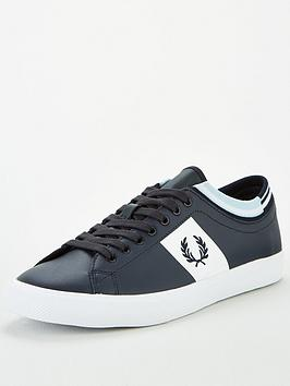 fred-perry-fred-perry-underspin-tipped-cuff-leather-trainer