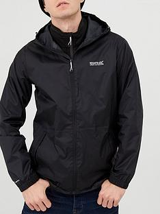 regatta-pack-away-jacket-black