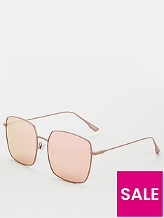 v-by-very-square-metal-frame-sunglasses