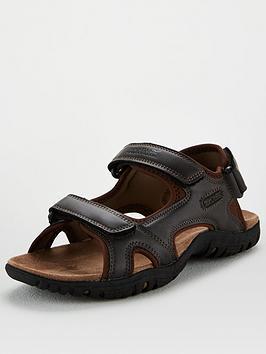 regatta-haris-sandalnbsp-brown
