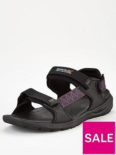 regatta-marine-web-sandal-blacknbsp