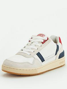 lacoste-t-clip-120-trainers-whitenavyred