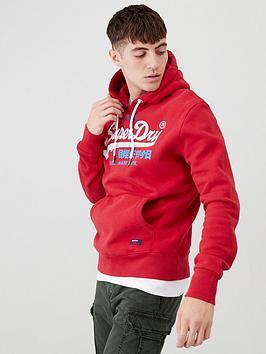 superdry-desert-hoodie-red