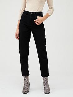 michelle-keegan-boyfriend-jeans-black