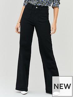 michelle-keegan-pocket-front-wide-leg-jean