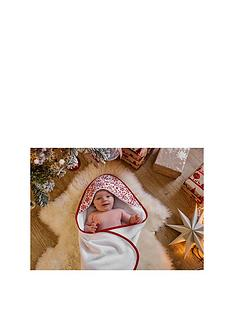 clair-de-lune-winter-snowflake-hooded-towel