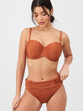 panache-marina-moulded-bandeau-bikini-top-ginger