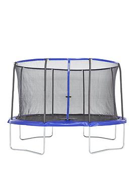 sportspower-13ft-x-9ft-oval-trampoline-with-easi-store-folding-enclosure