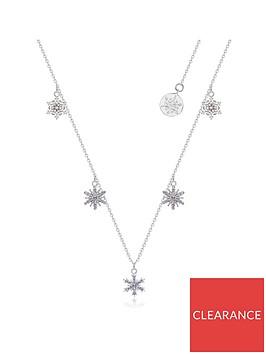 disney-disney-frozen-ii-crystal-snowflake-drops-necklace