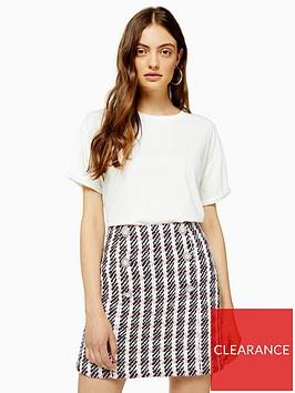 topshop-topshop-raw-hem-t-shirt-white