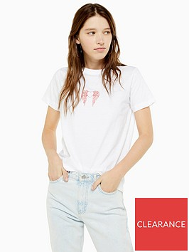 topshop-feathered-heart-t--shirt-white