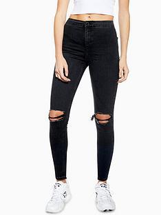 topshop-topshop-petite-rip-joni-jeans-washed-black